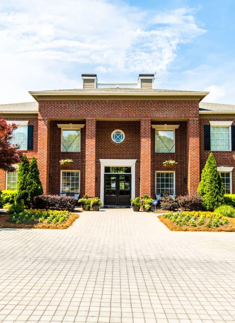 Exterior of Marquis at Silverton in Cary, North Carolina