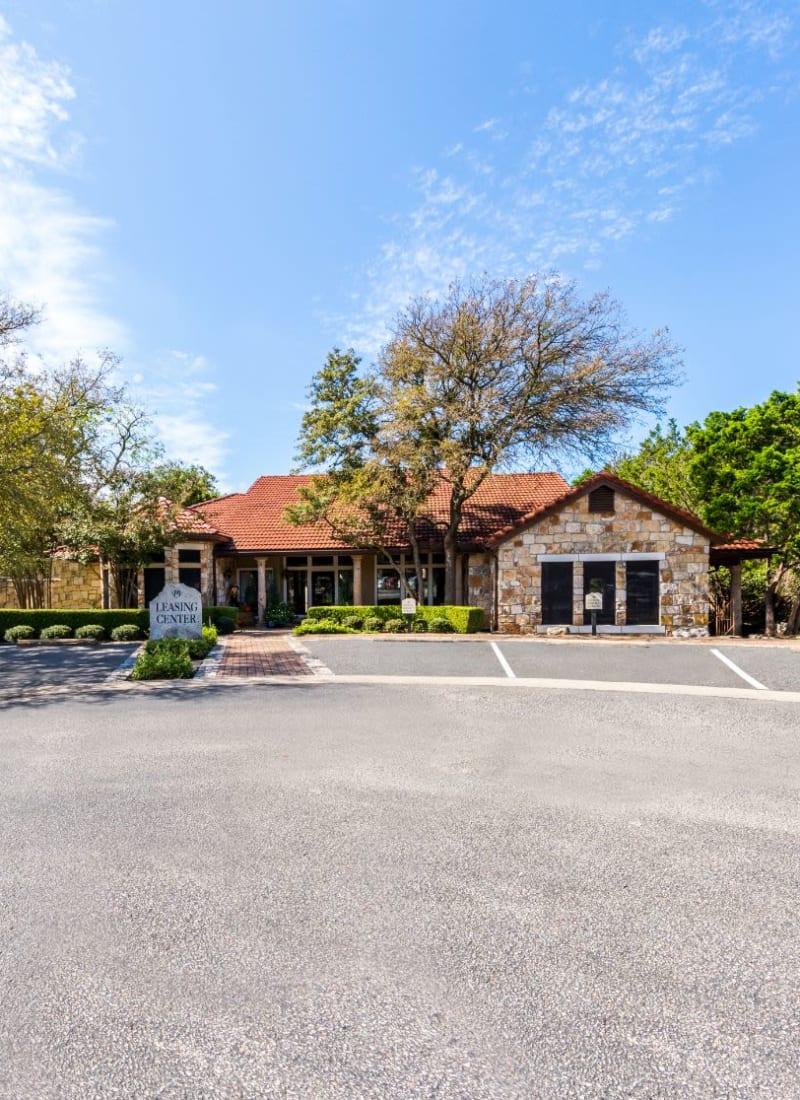 Exterior of Marquis at Caprock Canyon in Austin, Texas