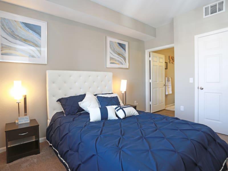 Bedroom at Elevate at Red Rocks in Lakewood, Colorado
