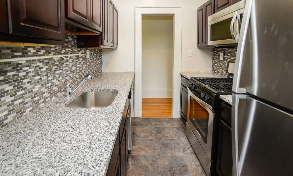 Welcome to St. Lukes Place Apartment Homes in Montclair, NJ