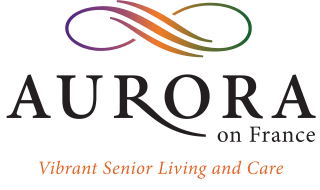 Aurora on France Logo