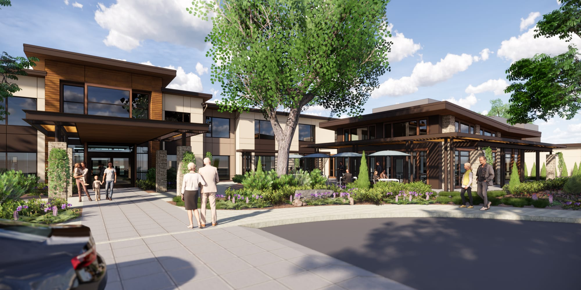 Senior living at Carefield Living Lincoln in Lincoln, California