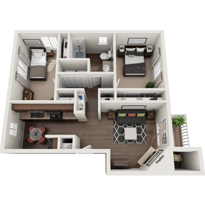Garden Style Apartment: Garden Style 2 & 3 Bedroom Apartments In Bountiful, UT
