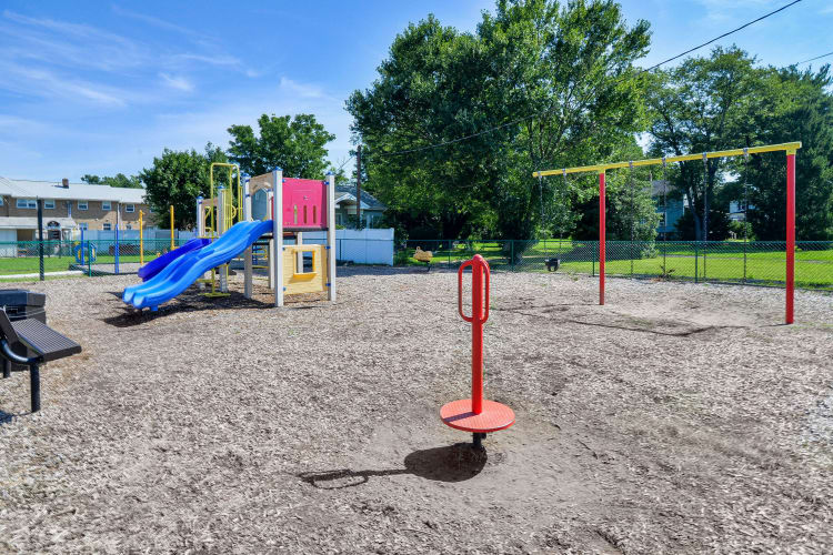 Our apartments in Vineland, New Jersey offer a dog park