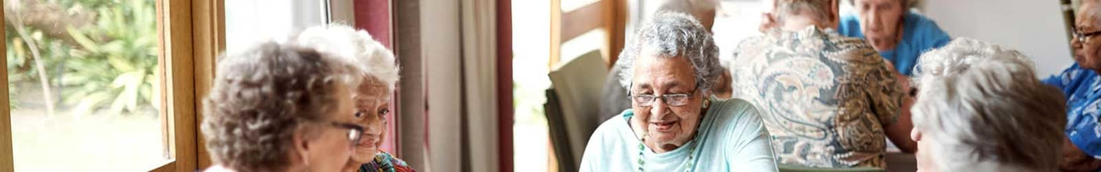 Reviews of senior living in South Carolina