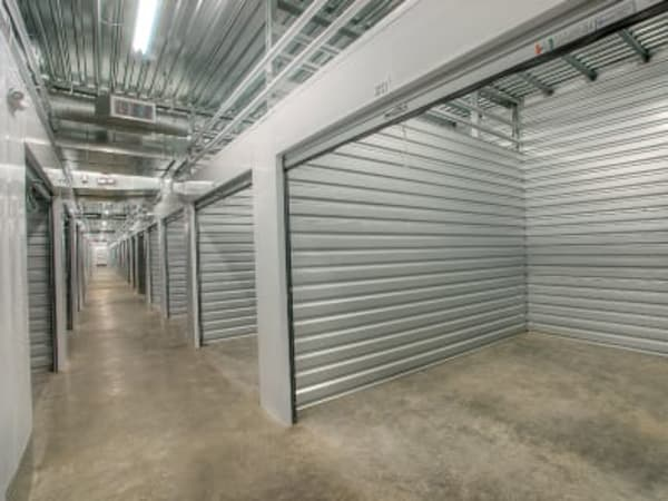 Drive-up units at StorQuest Self Storage in St Cloud, Florida