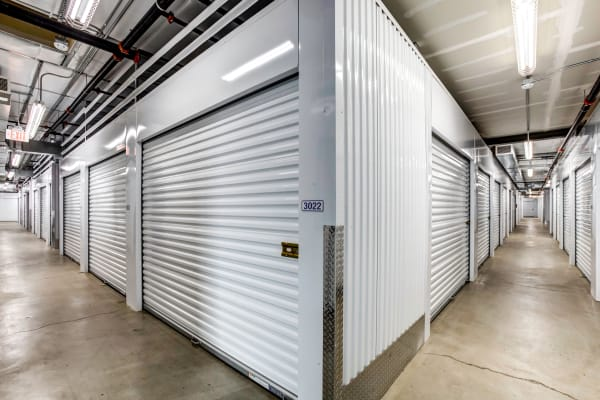 Interior units of StorQuest Self Storage in Buckeye, Arizona