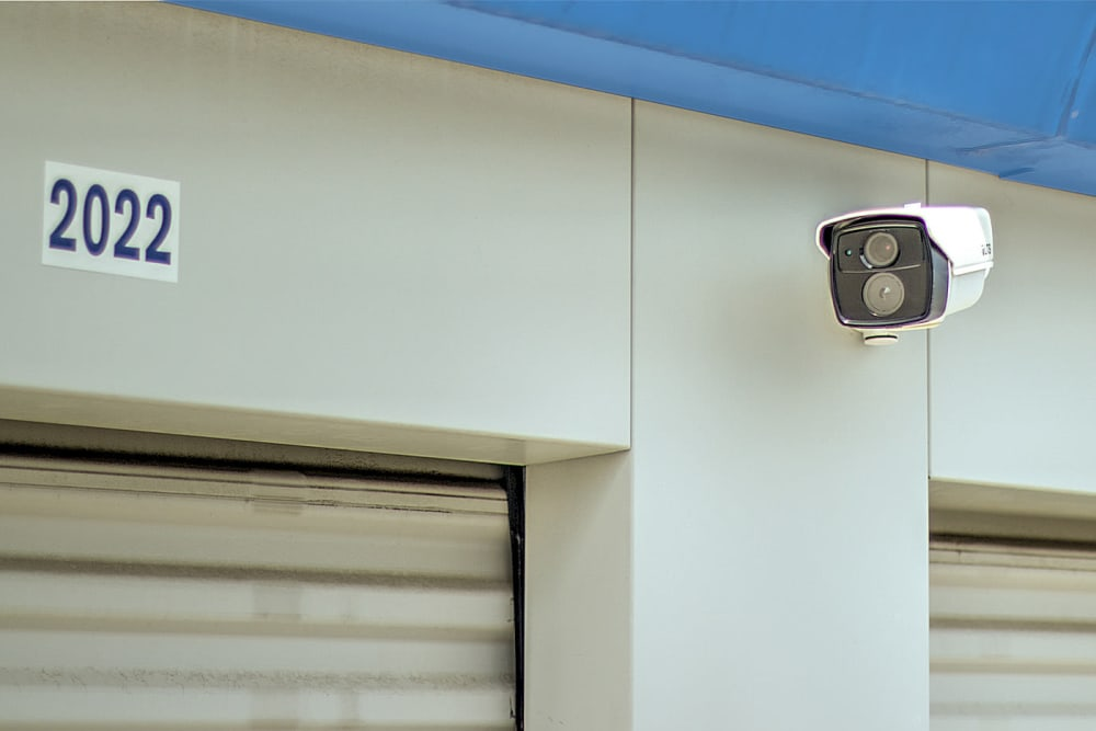 Prime Storage Security Camera in Baltimore, Maryland