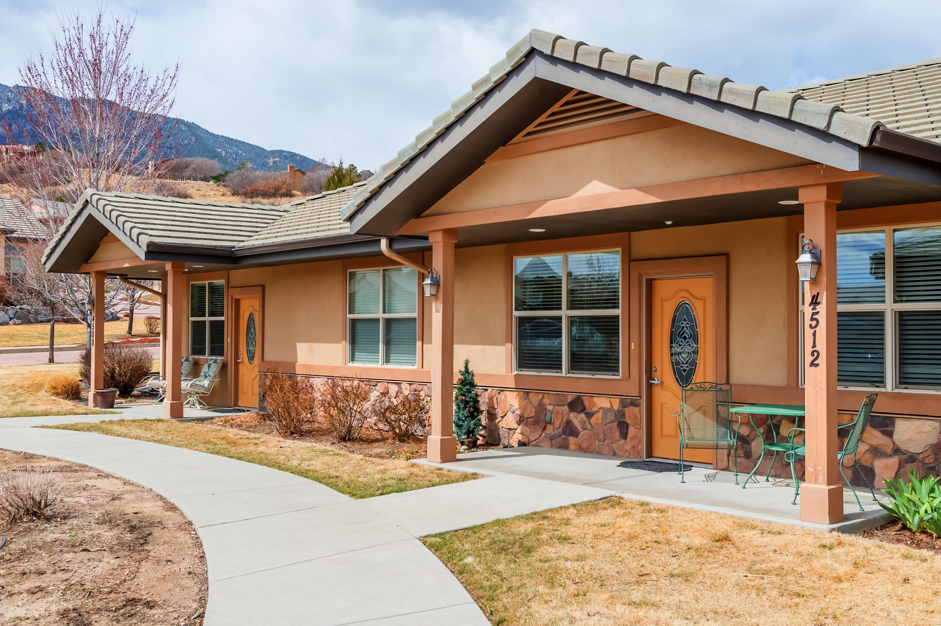 Independent living at the senior living community in Colorado Springs