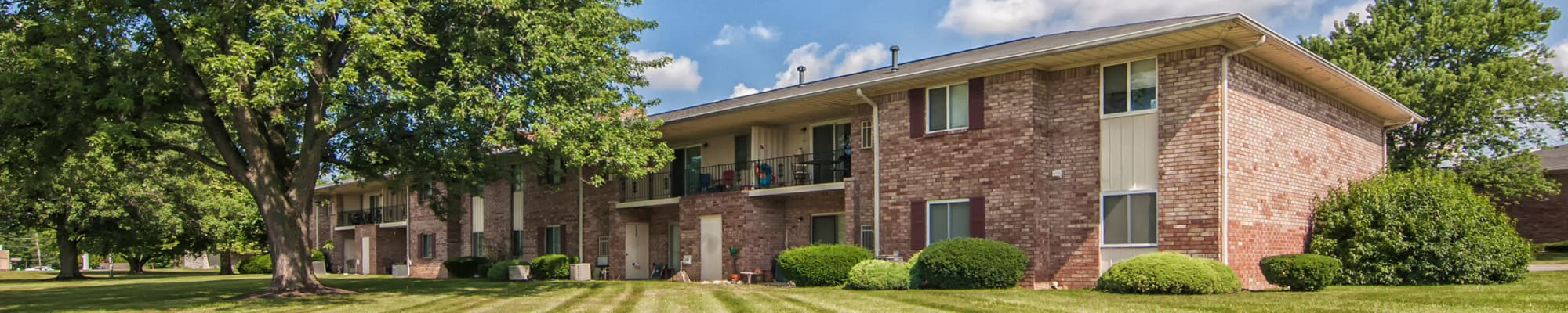 Amenities offered at Beech Meadow in Beech Grove, Indiana