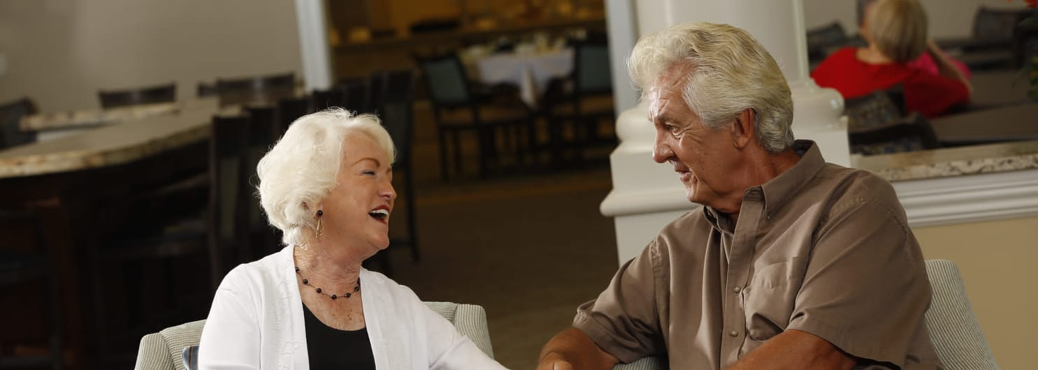 Senior living options at the senior living community in Indianapolis