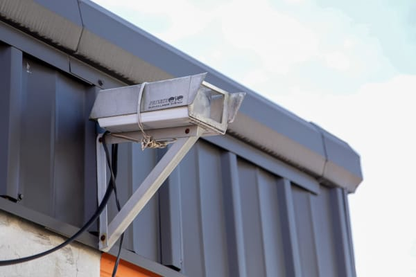 Security camera at Fort Knox Self Storage in Montgomery, Alabama