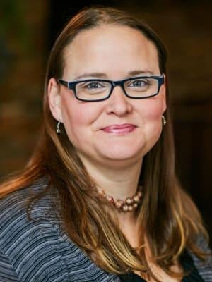 Christina James, Executive Director at Ashley Pointe