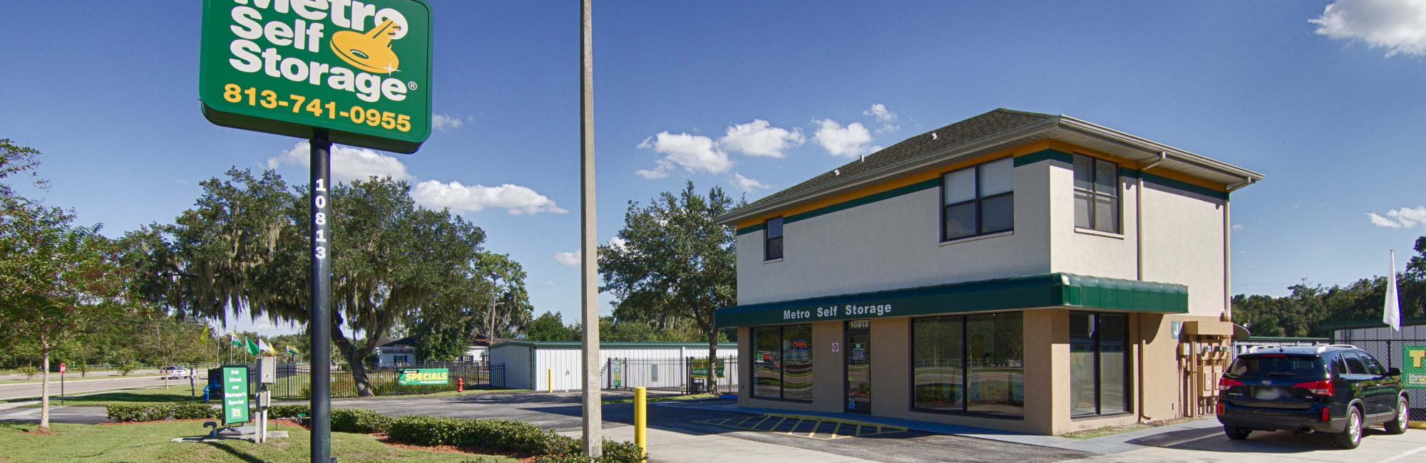 Metro Self Storage in Riverview, FL