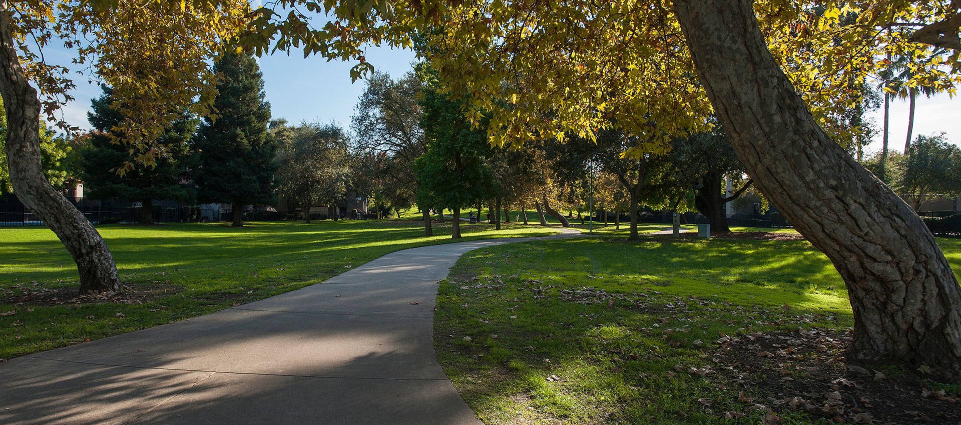 Shore park near Shore Park at Riverlake in Sacramento, California