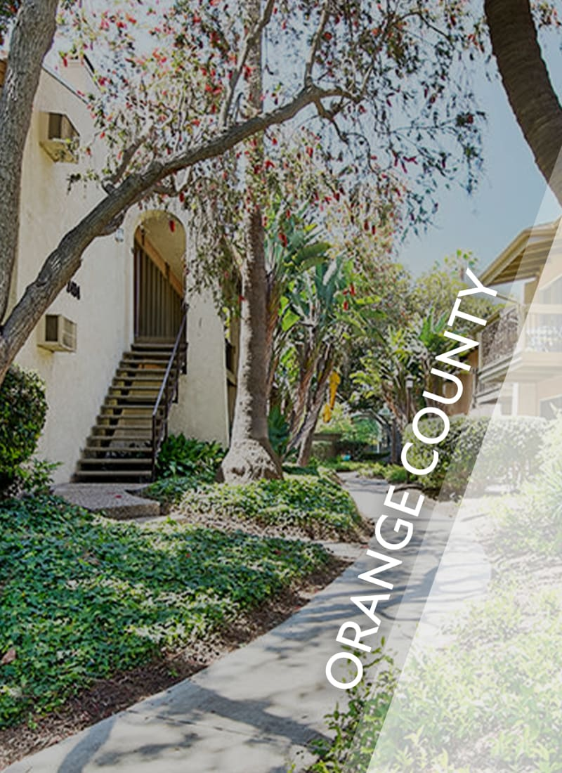 View luxury apartment communities in Orange County by E&S Ring Management Corporation in Los Angeles, California