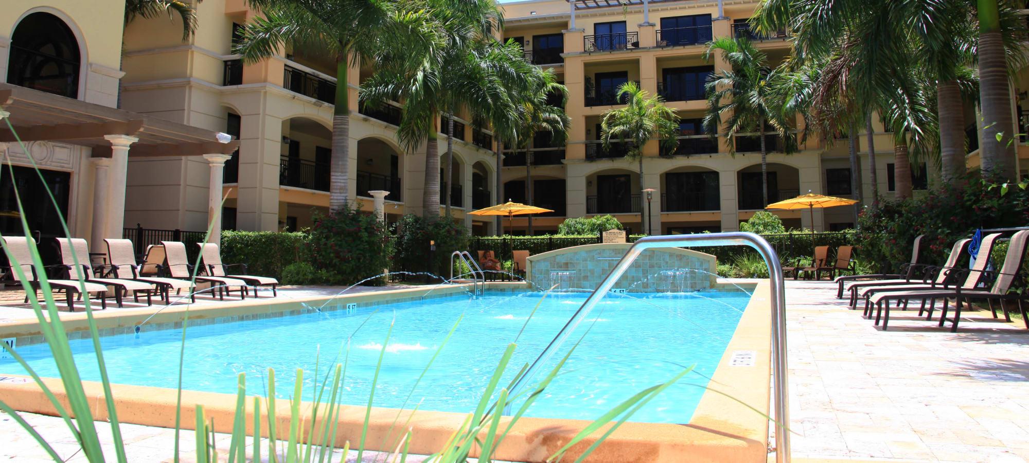 The Heritage at Boca Raton apartments in Boca Raton, Florida