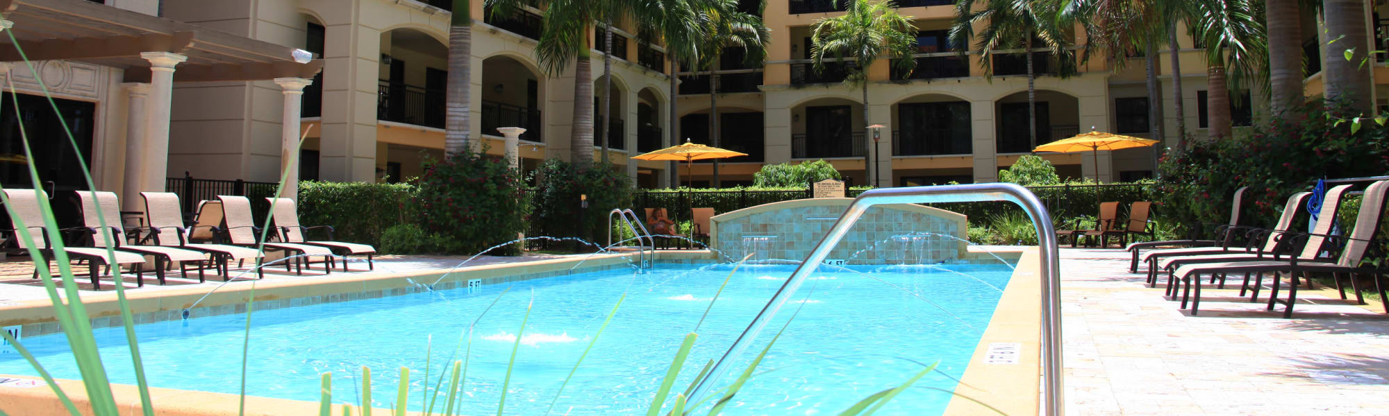 Amenities at The Heritage at Boca Raton in Boca Raton, Florida