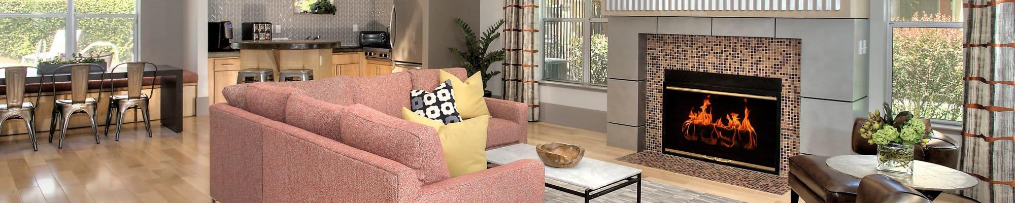 Resident perks at Azure Apartment Homes in Petaluma, California
