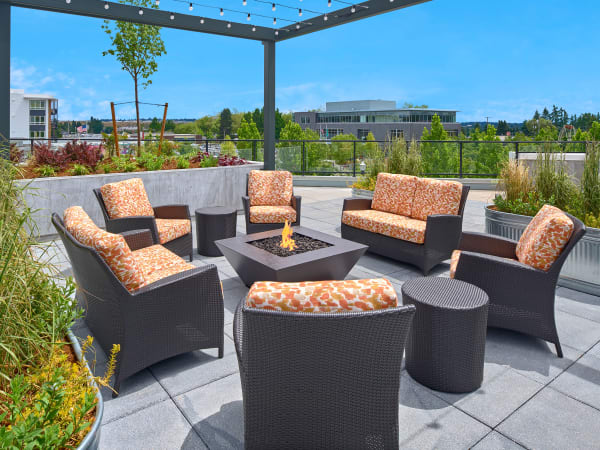 View our amenities at The Maverick in Burien, Washington