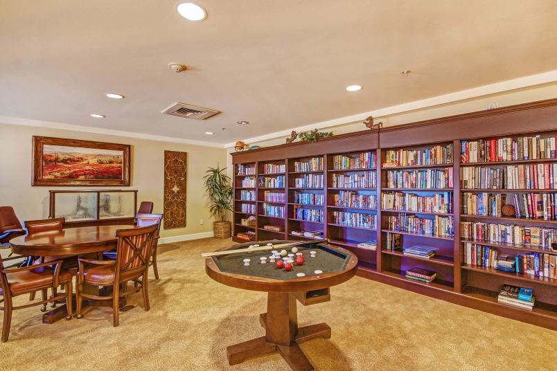Assisted living at The Commons at Elk Grove in Elk Grove, California