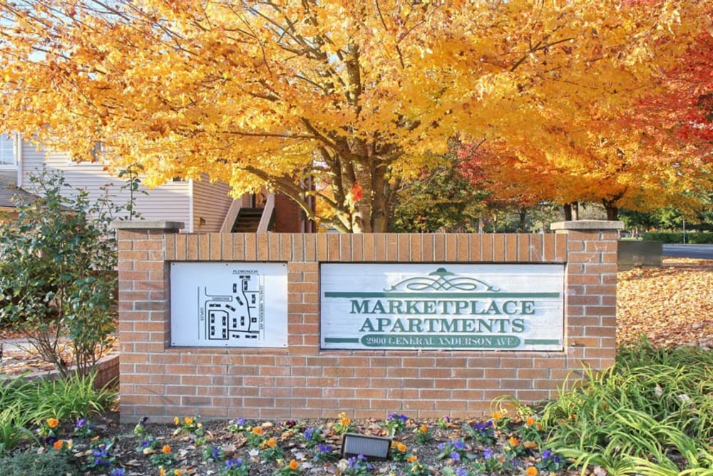 Welcome to Marketplace Apartments In Vancouver WA