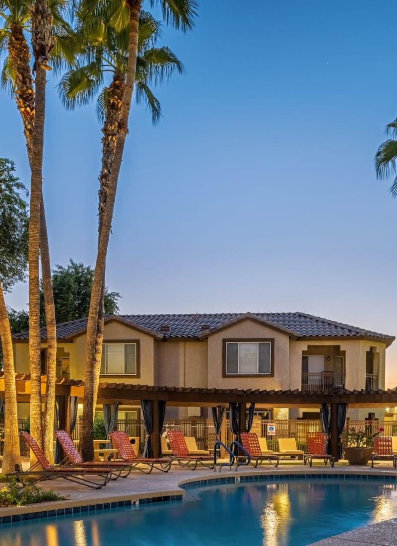 View our amenities at Azure Creek in Cave Creek, Arizona