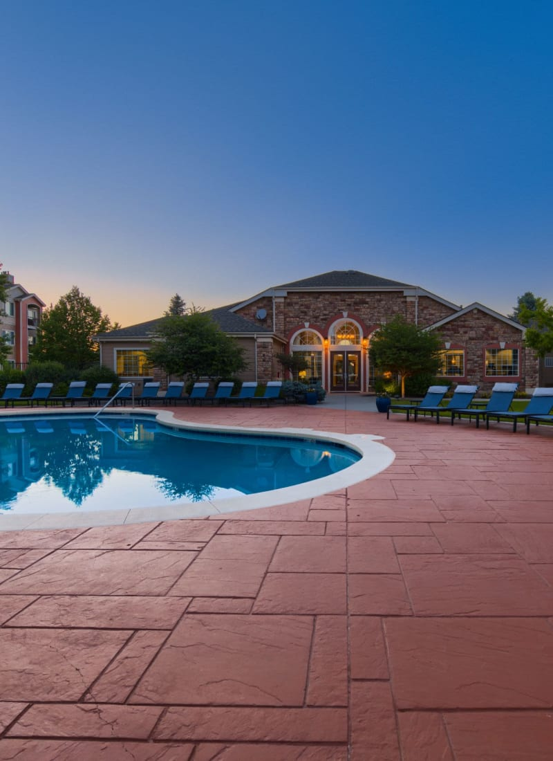 View our amenities at Whisper Creek Apartment Homes in Lakewood, Colorado