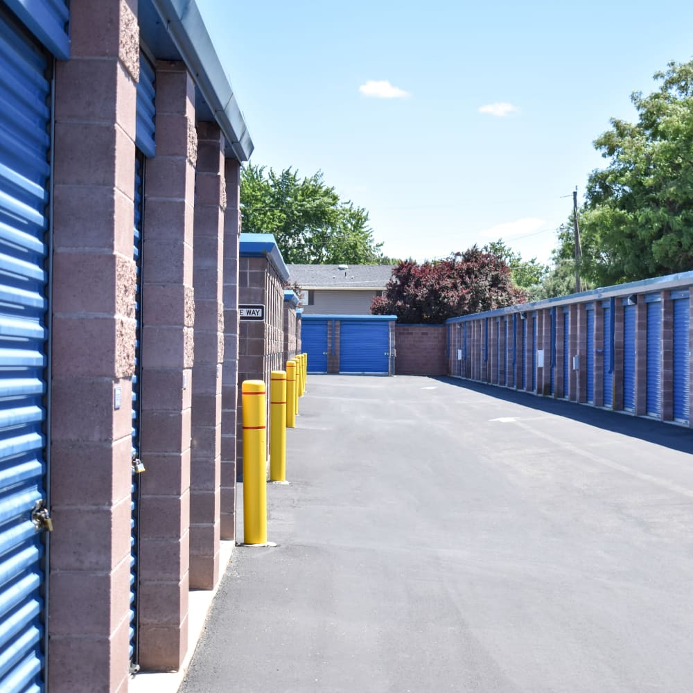 Learn about the convenience of drive-up storage units at STOR-N-LOCK Self Storage in Boise, Idaho