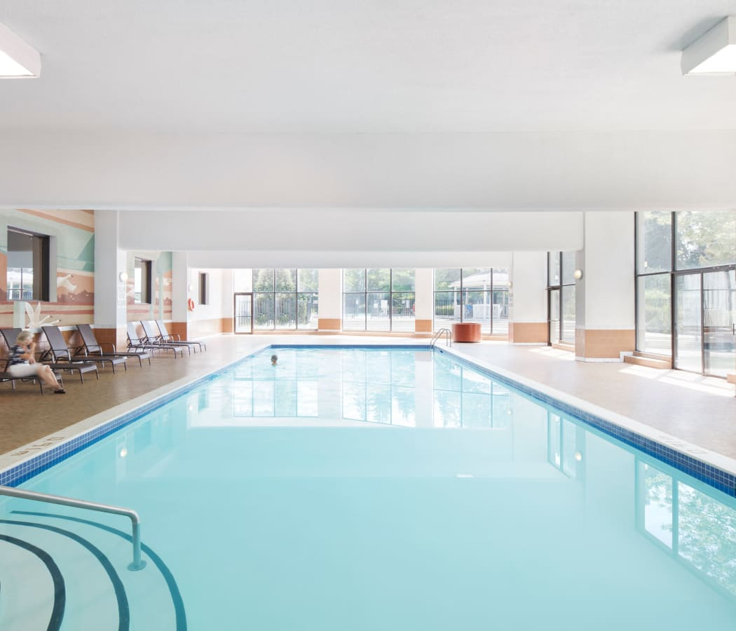 10 Lisa has an indoor swimming pool in Brampton, Ontario