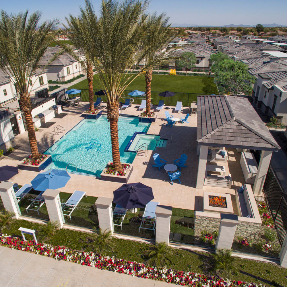 Christopher Todd Communities ar Marley Park, a Mark-Taylor property in Scottsdale, Arizona