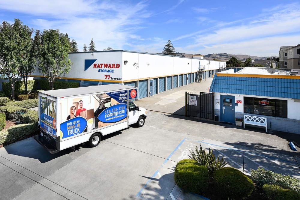 Hayward Storage LLC