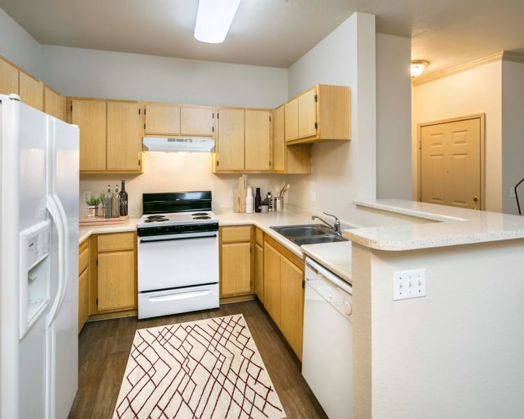 Click to see our floor plans at Natomas Park Apartments in Sacramento, California