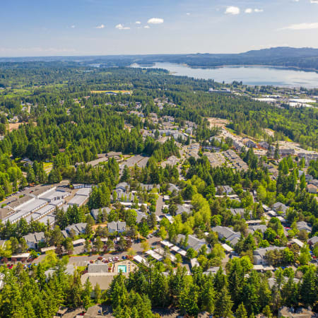 See nearby neighborhood points of interest at Cascade Ridge in Silverdale, Washington