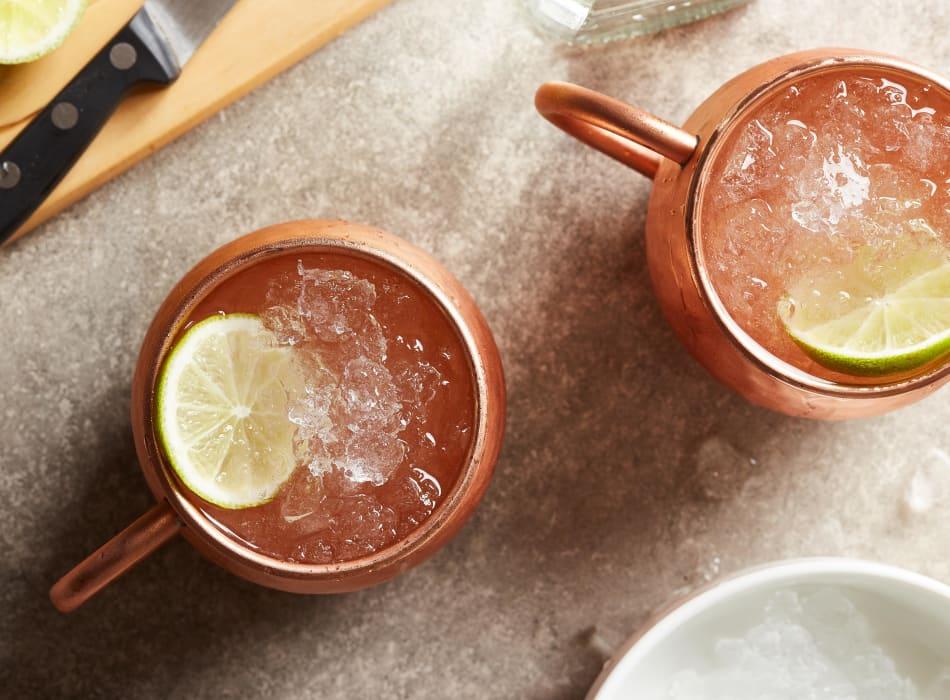 Delicious refreshing cocktails make near Sofi Danvers in Danvers, Massachusetts