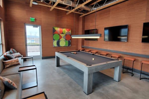 clubhouse at FalconView's fitness center in Colorado Springs, Colorado