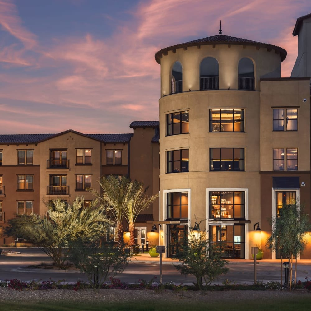The Core Scottsdale, a Mark-Taylor property in Scottsdale, Arizona