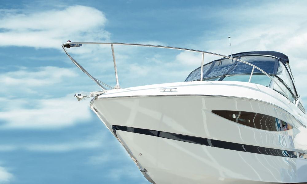 Boat storage available at DELETED - Storage Management Associates in Texas and Florida