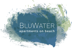 BluWater Apartments Logo