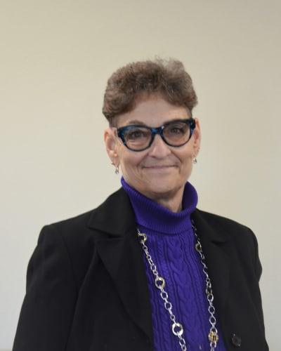 Sharon Miller, Resident Services Coordinator of Deephaven Woods in Deephaven, Minnesota