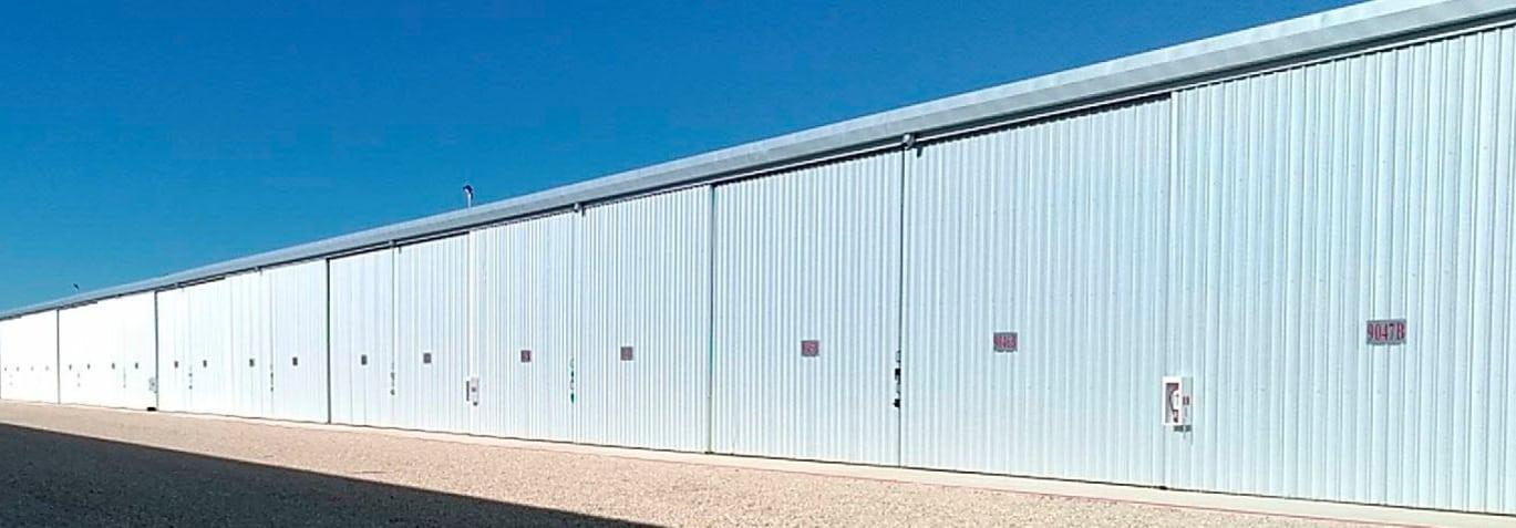 Boat & RV storage offered at New Braunfels, TX self storage