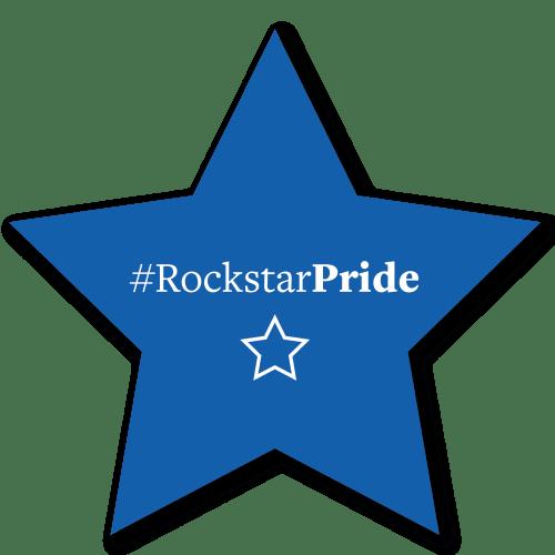 #RockstarPride