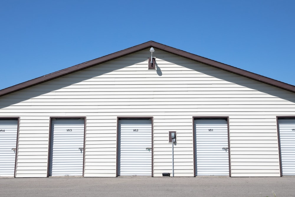 View our hours and directions at KO Storage of Portage - North in Portage, Wisconsin