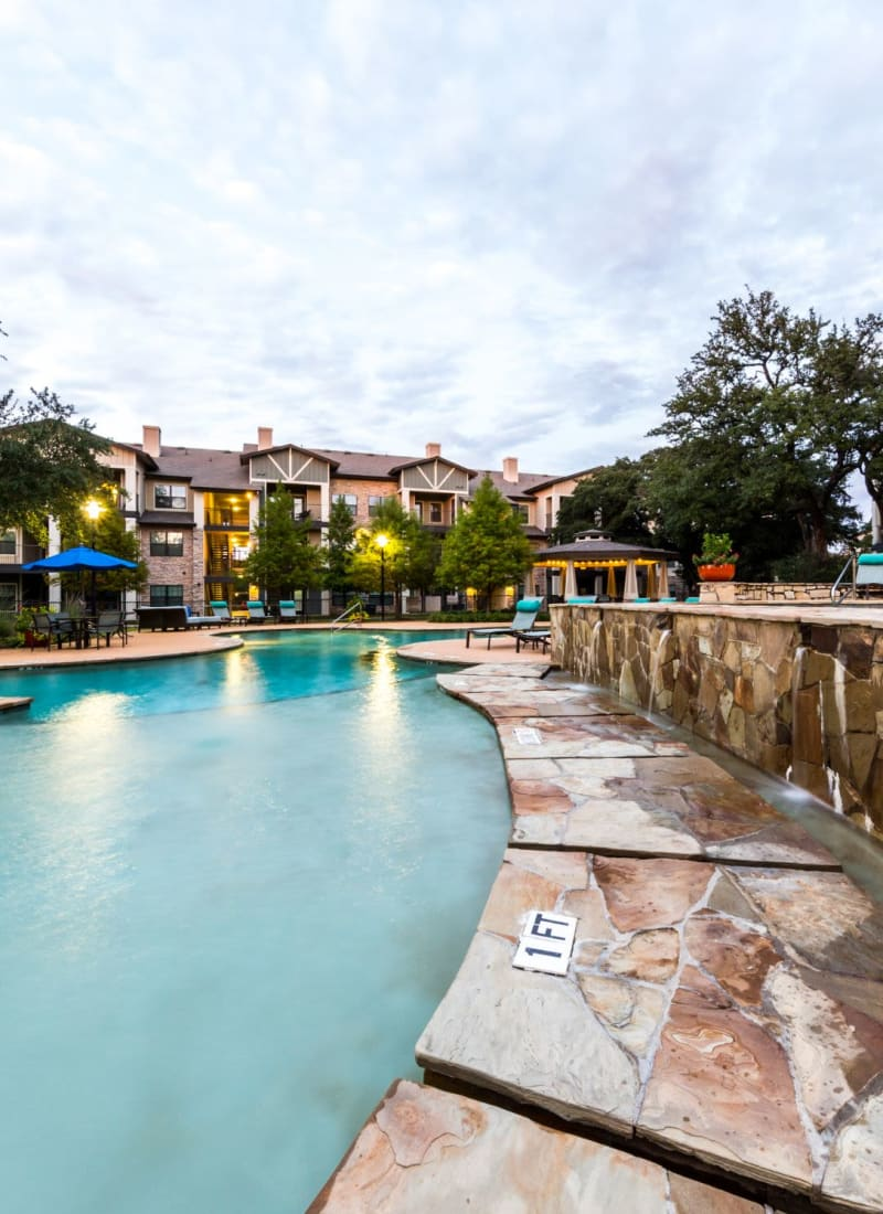 View our amenities at Marquis on Lakeline in Cedar Park, Texas