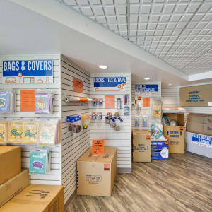 Moving and packing supplies available from A-1 Self Storage in Fountain Valley, California