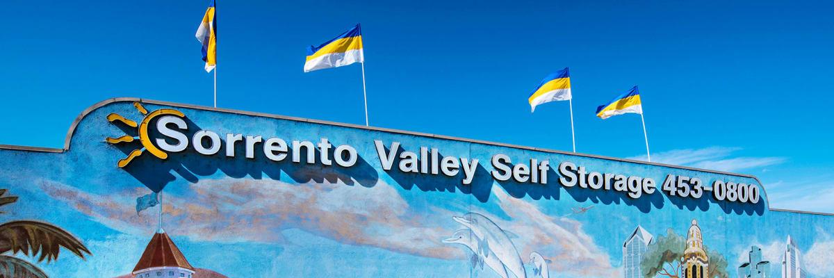 Reviews of Sorrento Valley Self Storage in San Diego, California