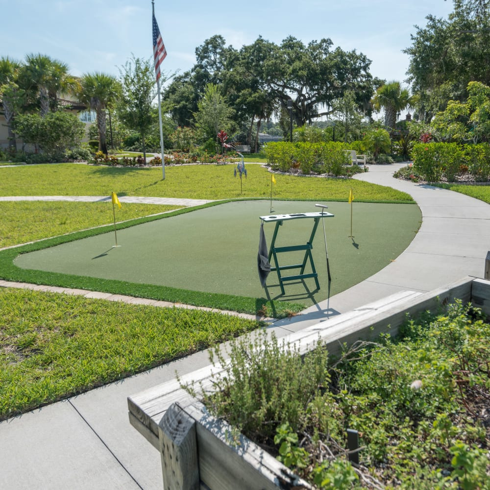 See what other amenities we offer at Inspired Living Sarasota in Sarasota, Florida