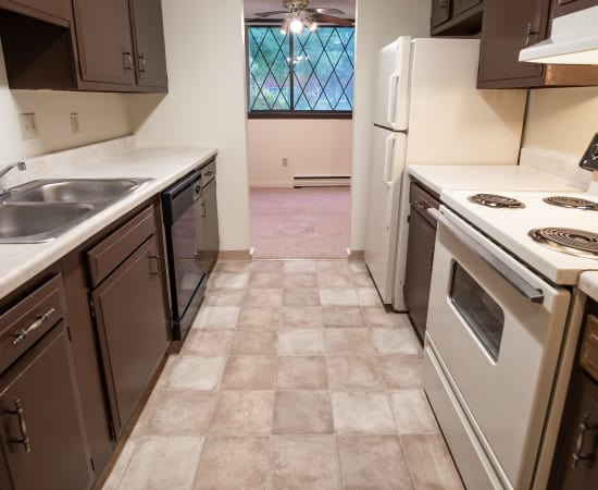 Floor Plans at Braeside Apartments in Marcellus