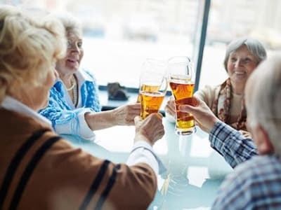 Learn more about St. Peter's Pub at St. Anthony's Senior Living