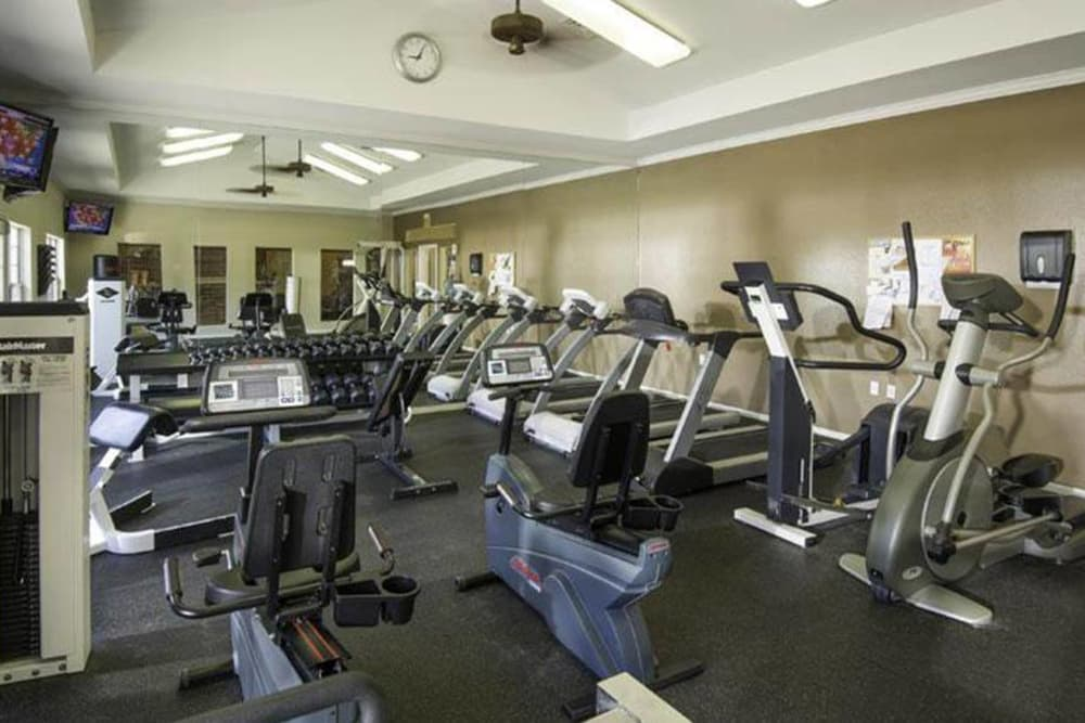 Alpine Meadows Apartments Fitness Center